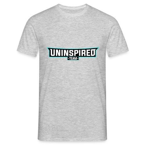 Team Uninspired - Männer T-Shirt