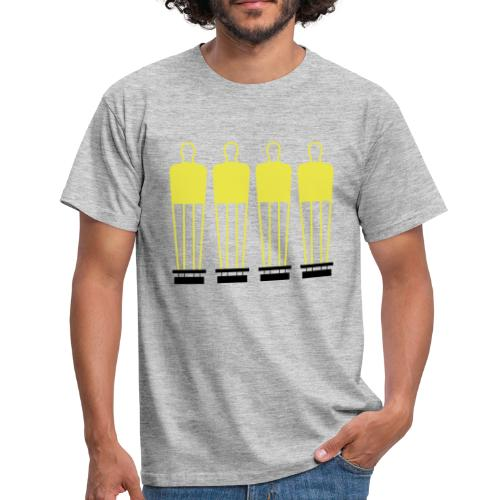 Free Kick Wall - Men's T-Shirt