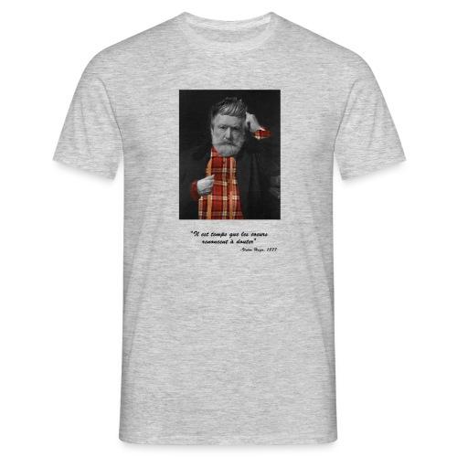 Victor Hugo Hipster - T-shirt Homme