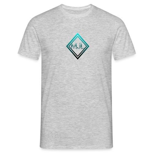 just somthing - T-skjorte for menn