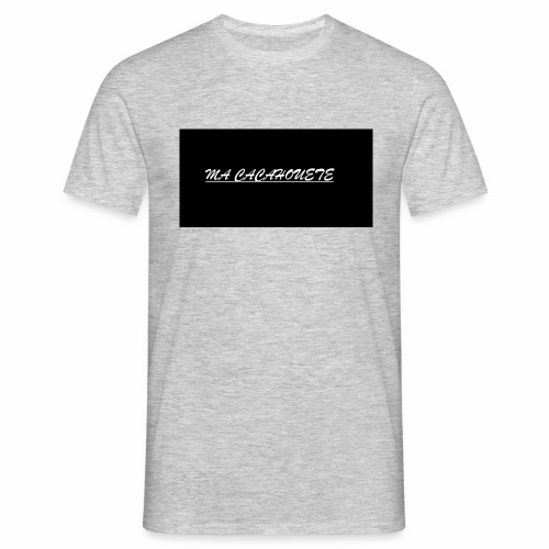 CACAHOUETE - T-shirt Homme