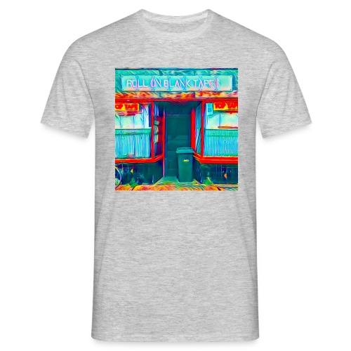 Roll On Blank Tapes - Men's T-Shirt