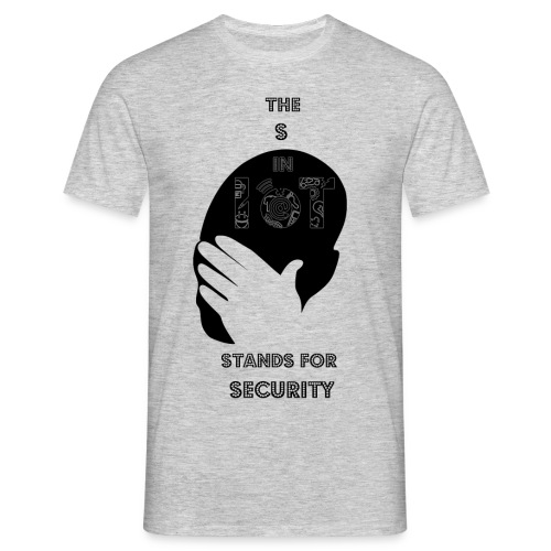 IoT Security - Männer T-Shirt