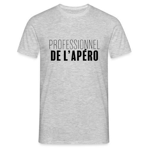 Professionnel de l'apéro - T-shirt Homme