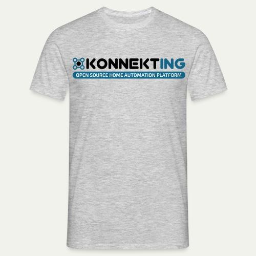 KONNEKTING Logo - Männer T-Shirt