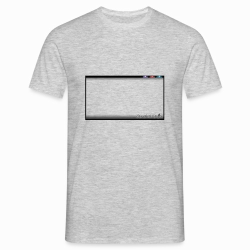 The Scots Review GO LIVE! Logo - Men's T-Shirt
