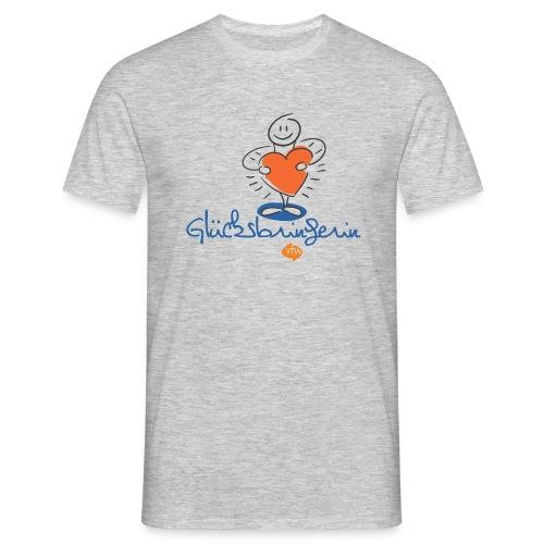 vtw Glücksbringerin - Männer T-Shirt