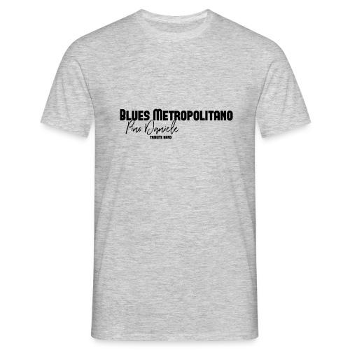 BM logo nero - Maglietta da uomo