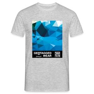 Camouflage Marine – Muskoka Collection 1708 - Männer T-Shirt