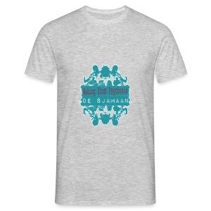 Waking from Psychosis - Mannen T-shirt