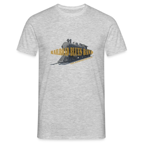 Railroad2 - Men's T-Shirt