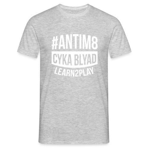 Active-Players.net Merch Collection: #ANTIM8 - Männer T-Shirt