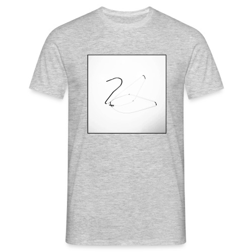 Schwan - Swan - Männer T-Shirt