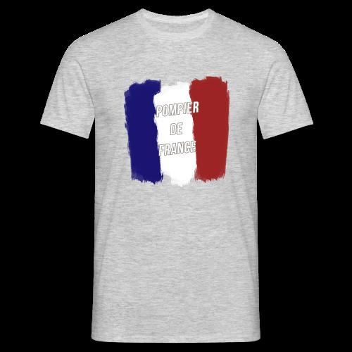 Pompier de France - T-shirt Homme