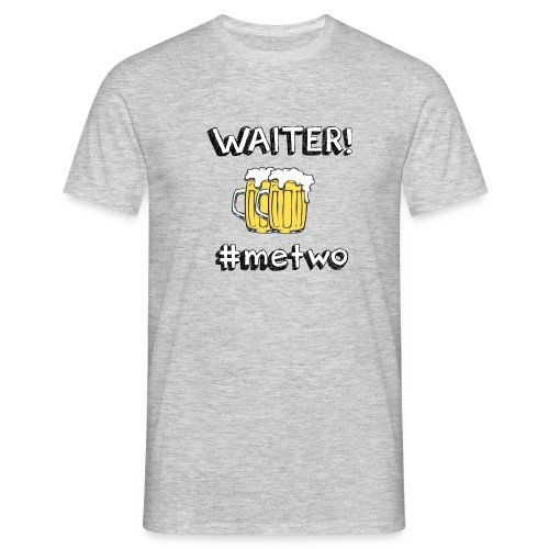 #metwo - Mannen T-shirt