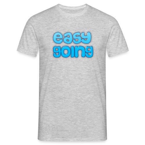 CRAZY EASY - Männer T-Shirt