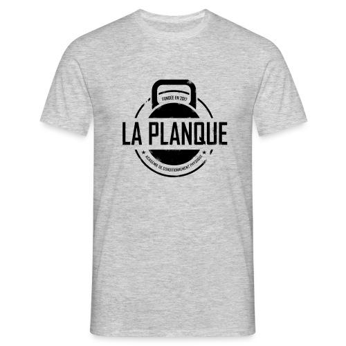 la_planque noir - T-shirt Homme