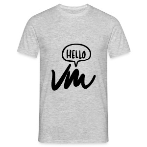 VM Hello! - Men's T-Shirt