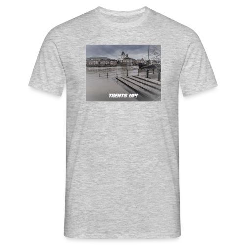 trents up - Men's T-Shirt