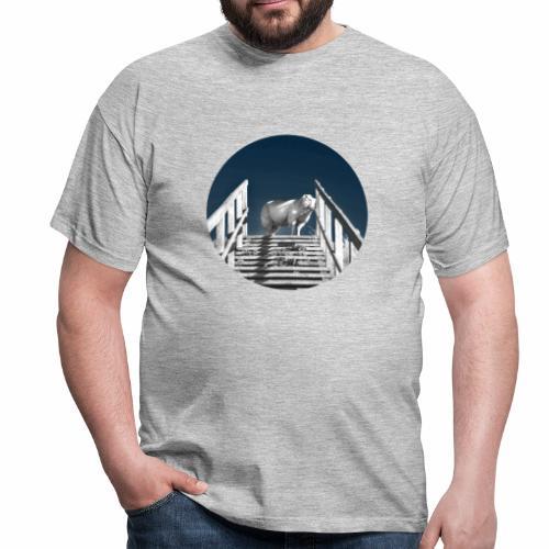 Schaf Lucy - Männer T-Shirt
