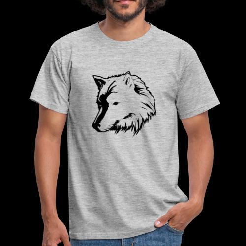 Wolf - Mannen T-shirt