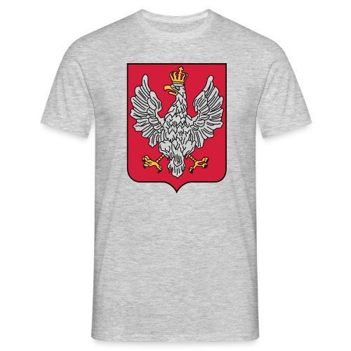 herb - Koszulka męska