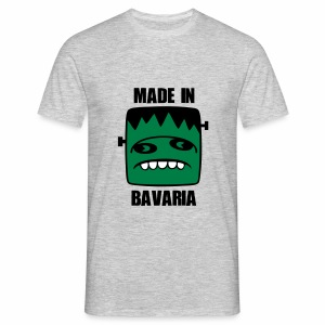 Fonster made in Bavaria - Männer T-Shirt