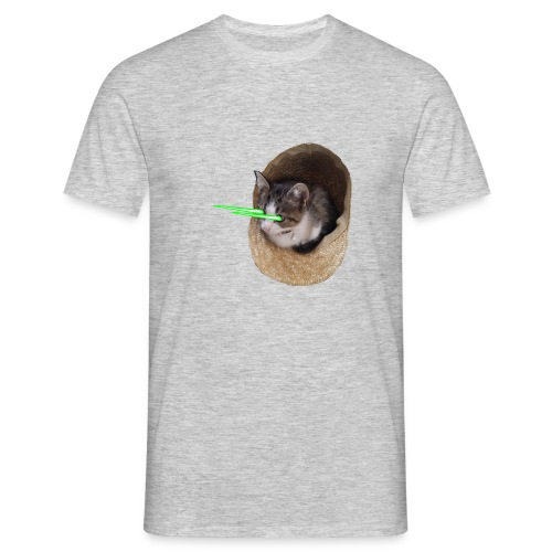 chatlazer - T-shirt Homme
