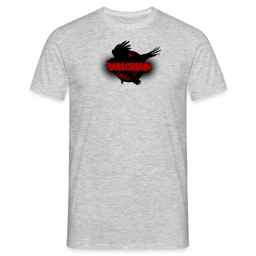 Logo von Fearscream4 - Männer T-Shirt