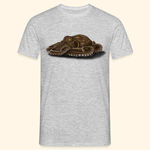 Oktopus - Männer T-Shirt