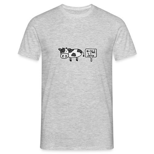 Not Juice (Original) - Men's T-Shirt