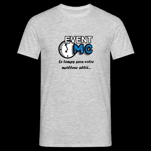 EventMCboutique - T-shirt Homme