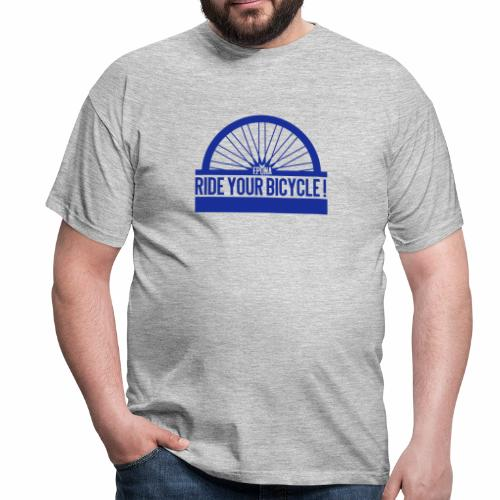 ride your bike - T-shirt Homme