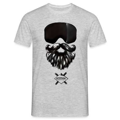 Beard mask - Camiseta hombre