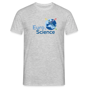 Euroscience logo - Men's T-Shirt