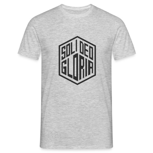 Soli Deo Gloria - T-shirt Homme