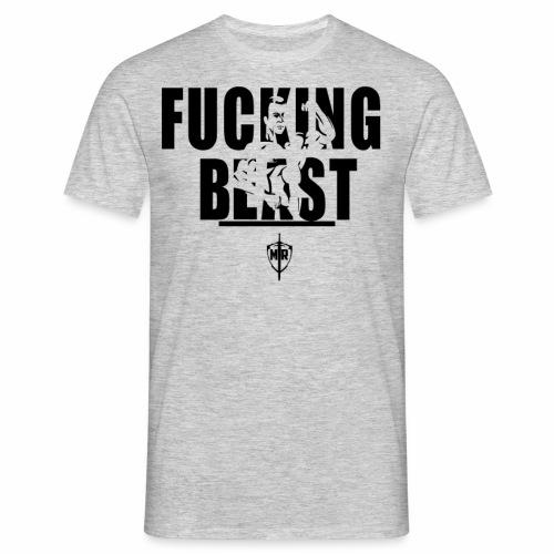 Fucking Beast - T-shirt herr