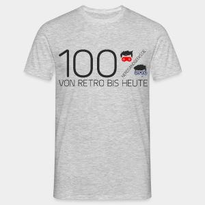 NAG 100 Prozent VON RETRO BIS HEUTE - Männer T-Shirt