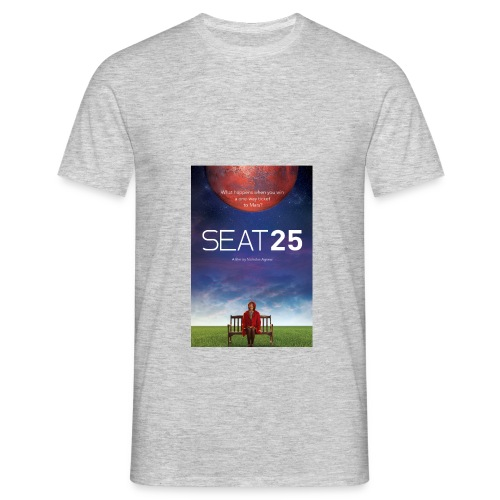 Poster - Men's T-Shirt