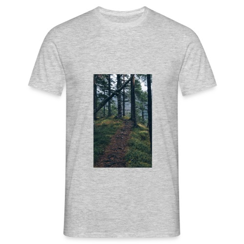 So still wie die Nacht - Männer T-Shirt