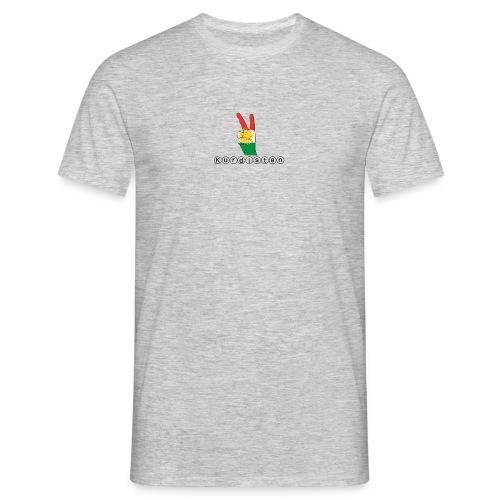 Kurdistan Peace - Männer T-Shirt