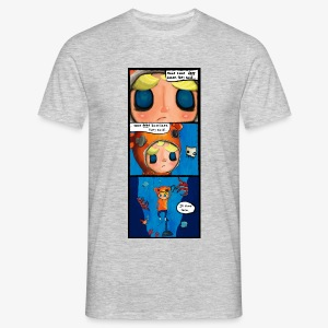 COMIC STRIP - (Underwater) - Men's T-Shirt