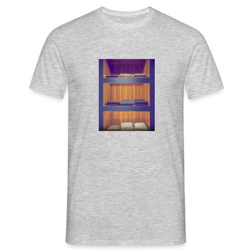 La mode - T-shirt Homme
