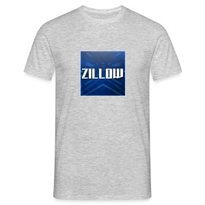 Zillow Logo - Men's T-Shirt