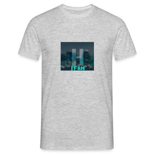 HardstyleEurope-T'Shirts - T-skjorte for menn