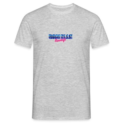 danielle - Mannen T-shirt