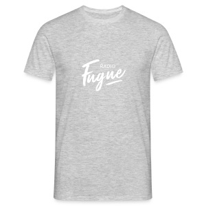 Radio Fugue Blanc - T-shirt Homme