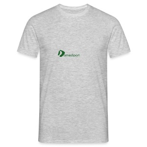 Logo DomesSport Green noBg - Männer T-Shirt