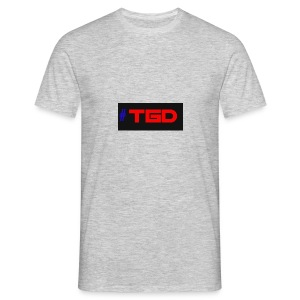 TGD LOGO - Men's T-Shirt