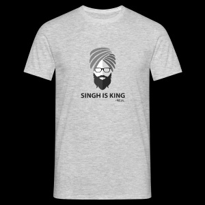 SINGH IS KING - T-shirt Homme